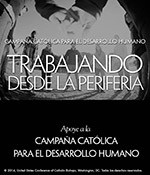 Support the Collection for the Catholic Campaign for Human Development - Clip Art 1 Spanish