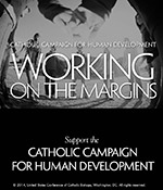 Support the Collection for the Catholic Campaign for Human Development - Clip Art 1