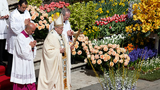 Pope Francis Easter Mass