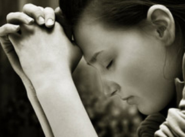 young-woman-praying-montage