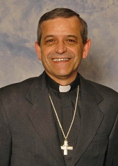 Bishop Eusebio Elizondo. Photo courtesy Archdiocese of Seattle.