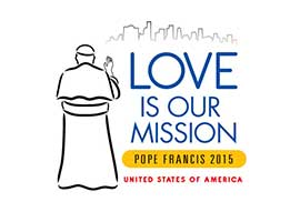 Love is Our Mission Pope Francis 2015