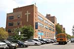 Pope Francis will visit Our Lady Queen of Angels School in Harlem on September 25, 2015.  CNS Photo/Gregory A. Shemitz
