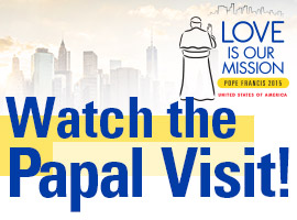Papal Visit 2015 Watch Live Stream