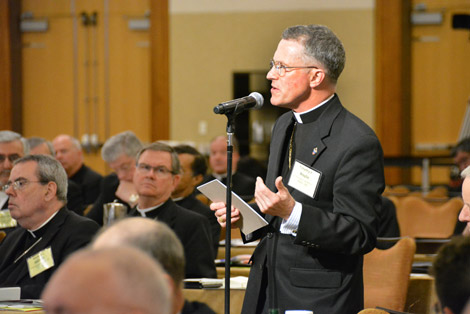 Bishops at General Assembly 2017 Sprint meeting in Indianapolis