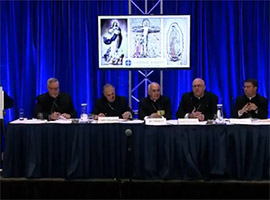 USCCB General Assembly 2017 Fall Images
