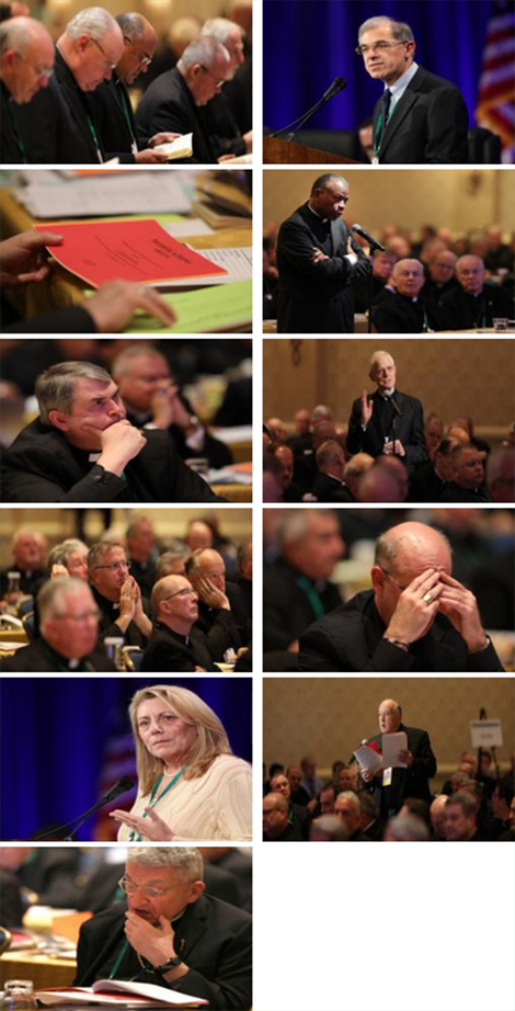 USCCB General Assembly 2018 November - Day 2 Images