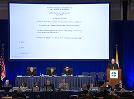 USCCB General Assembly 2019 June