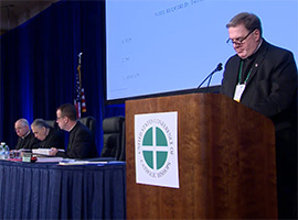 USCCB General Assembly 2019 June 13