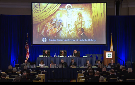 USCCB General Assembly 2019 June Opening Prayer