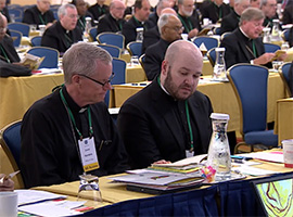 USCCB General Assembly 2019 June Opening Prayers