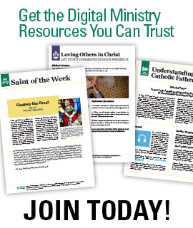 Catholic Current - Digital Ministry Resource