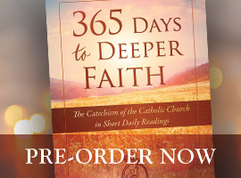 365 Days to Deeper Faith Cathechism Book