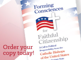 Order the Faithful Citizenship book today