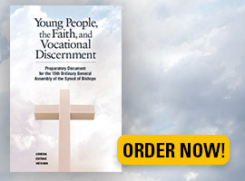 USCCB Book Cover: Young People Vocational Discernment