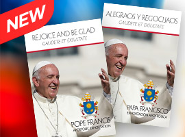 Pope Francis Rejoice and Be Glad