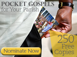 Pocket Gospels Contest Shareable Photo 3