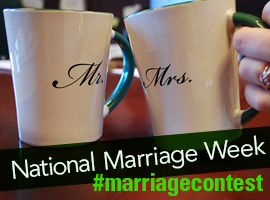 National Marriage Week Contest