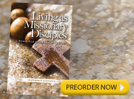 Living as Missionary Disciples Book Preorder NOW