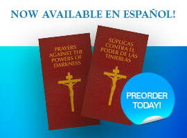 Prayers Against the Powers of Darkness Book