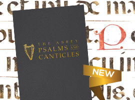 Abbey Psalms Book