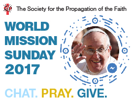 World Mission Sunday - Give Today!