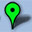 Google Map Marker Icon 32x32 Green