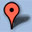 Google Map Marker Icon 32x32 Red