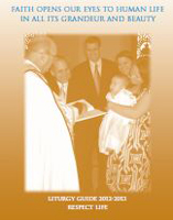 2012 Respect Life Program Liturgy Guide