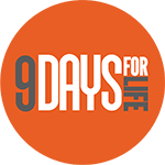 9 Days 2019 - Logo Rev Orange