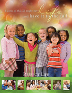 The 2011-2012 Respect Life Program Poster Image