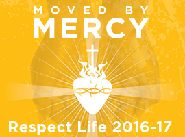 2016-17 Respect Life Program: Moved by Mercy