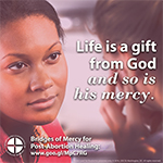 Shareable Images: Bridges of Mercy for Post-Abortion Healing (www.usccb.org/respectlife)