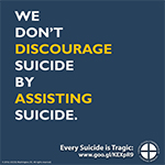 Every Suicide is Tragic - www.usccb.org/respectlife