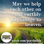 Pray for Life: End of Life