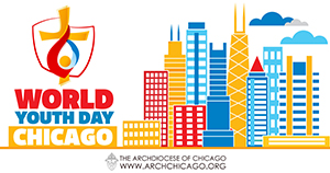 The Archdiocese of Chicago is hosting a World Youth Day event in 2016.