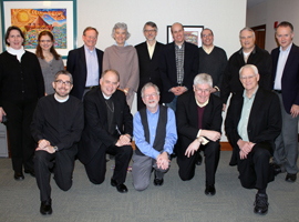 Members of the Anglican-Roman Catholic Dialogue