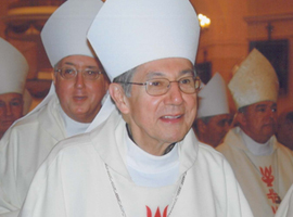 Bishop Denis J. Madden