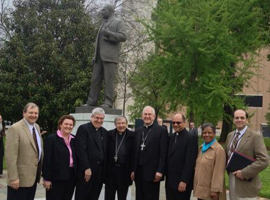 Catholic representatives to CCT gather in Birmingham