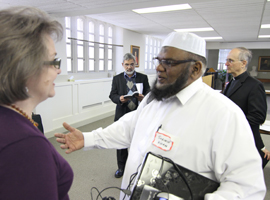Mid-Atlantic Muslim-Catholic dialogue 2013