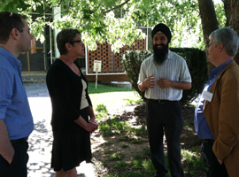 The most recent Sikh-Catholic Retreat took place in May 2012 in Washington DC