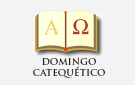 Catechetical Sunday Logo in Spanish