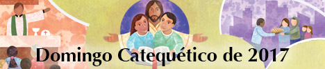 Catechetical Sunday 2017 Banner with Year en espanol