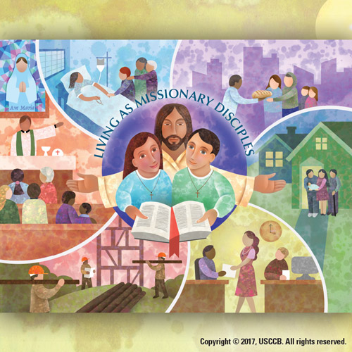 Catechetical Sunday 2017 Poster