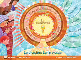 Catechetical Sunday 2016 Poster in Spanish