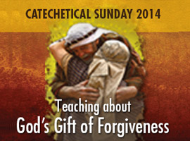 Catechetical Sunday 2014 - Web Ad 270 Montage