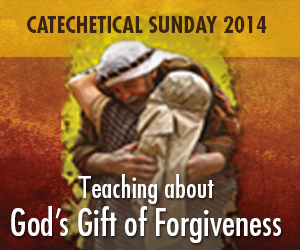 Catechetical Sunday 2014 - Web Ad 300