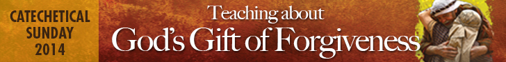Catechetical Sunday 2014 - Web Ad 728