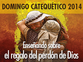 Catechetical Sunday 2014 - Web Ad 270x200 - Spanish - Montage
