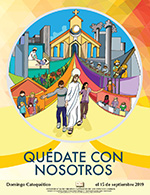 Catechetical Sunday 2019 Poster in Spanish